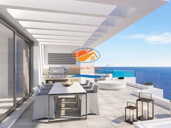 Santa Barbara Heights - Mijas Costa vanaf € 369.000,- Huis aan de Costa