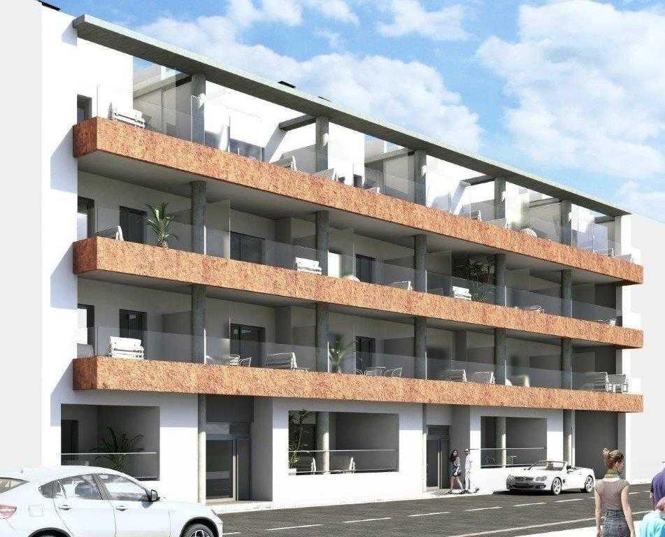 Appartementen 1 minuut van het strand in Torrevieja