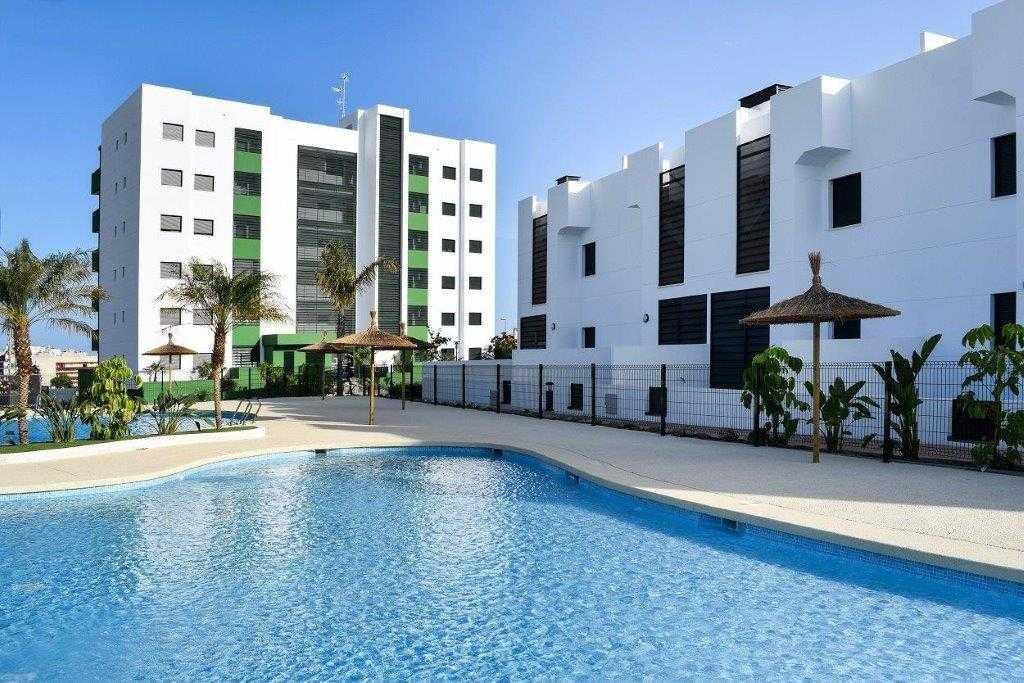 Appartementen en Bungalowcomplex Mil Palmeras – Pilar de la Horadada