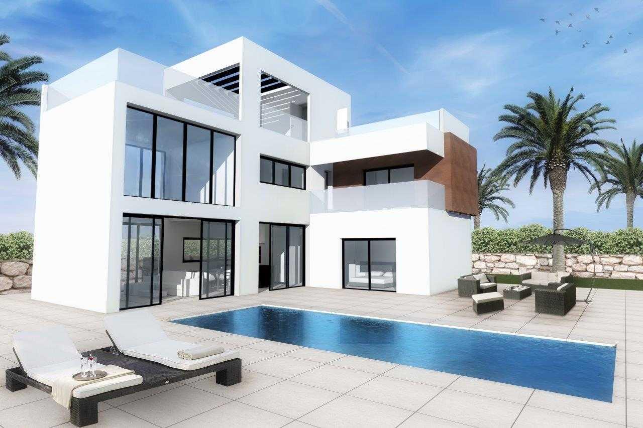 Villa's Finestrat-Benidorm Costa Blanca vanaf € 379.000,–