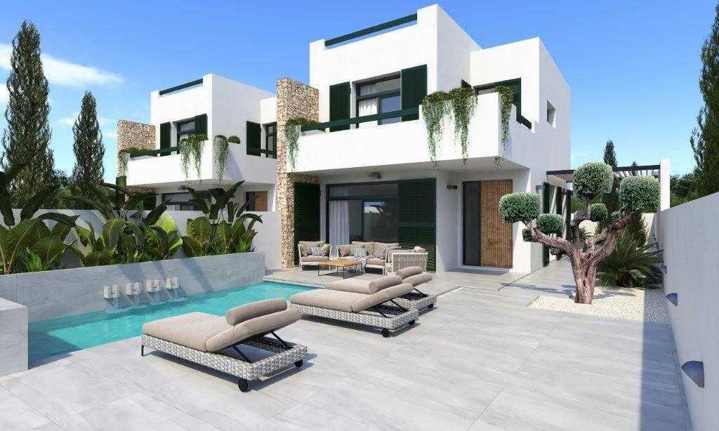 Ibiza style villa's aan de Costa Blanca vanaf € 297.000,–