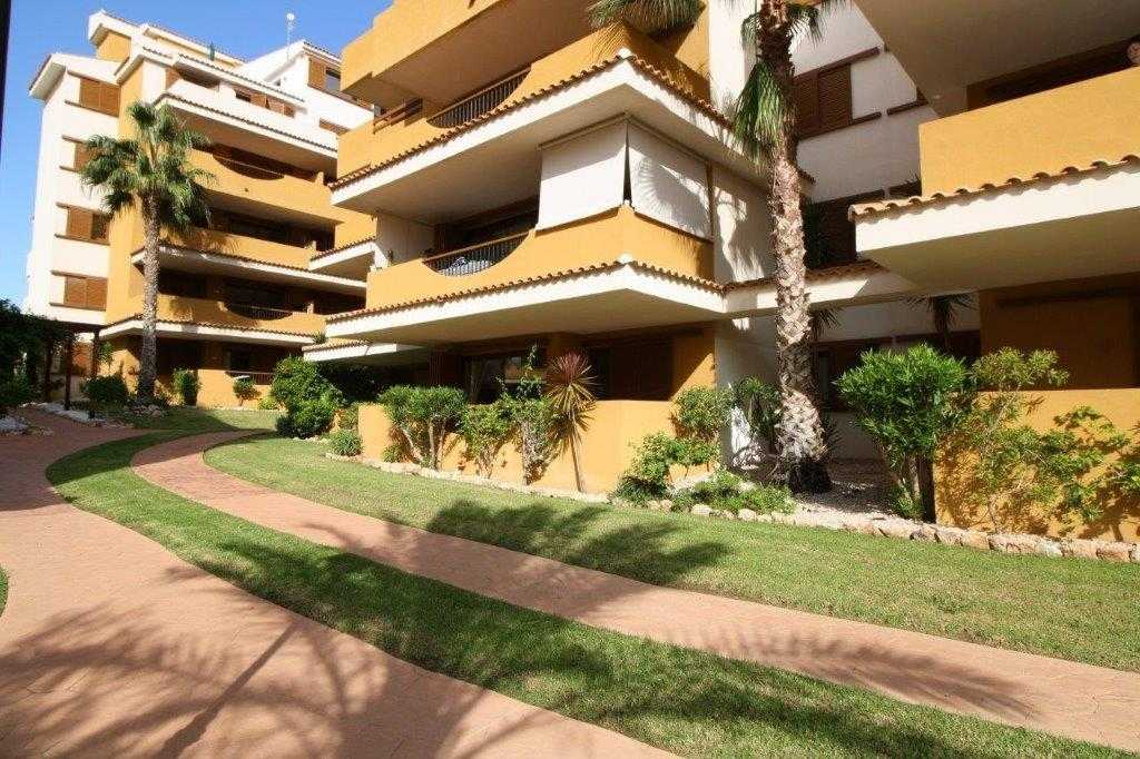 Appartement kopen in Spanje