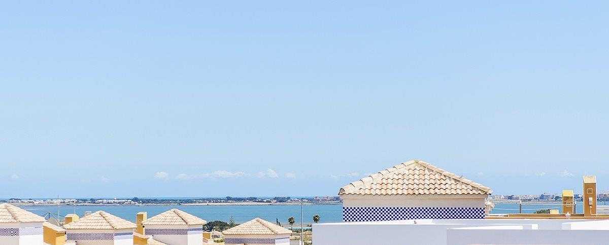 vanaf € 182.900,– nieuwbouw in San Pedro del Pinatar