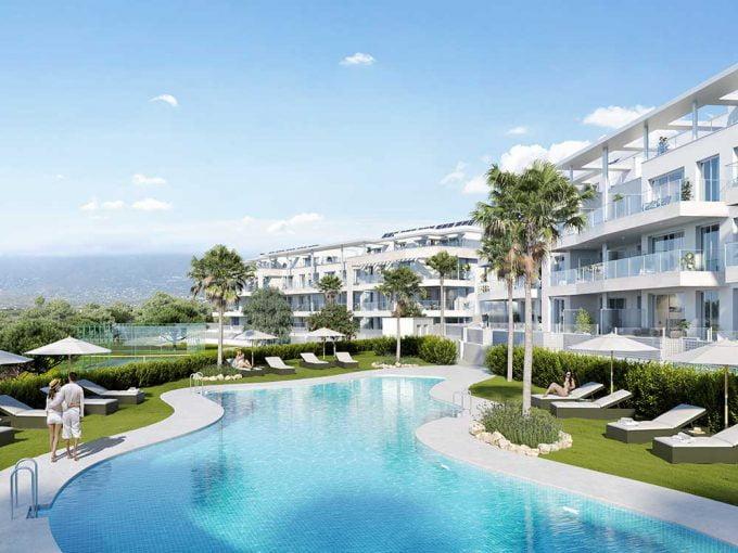 Appartementen Lagunas de Mijas vanaf 253.000,- Huis aan de Costa