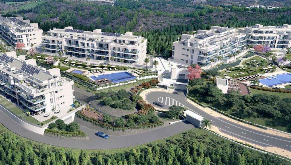 Appartementen Lagunas de Mijas vanaf 253.000,-- Huis kopen Spanje (11)