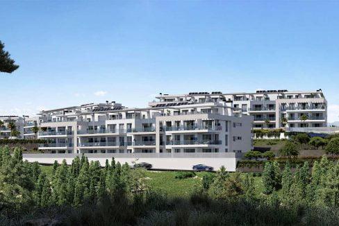 Appartementen Lagunas de Mijas vanaf 253.000,-- Huis kopen Spanje (12)