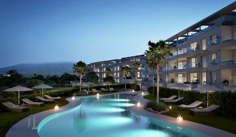 Appartementen Lagunas de Mijas vanaf 253.000,-- Huis kopen Spanje (13)