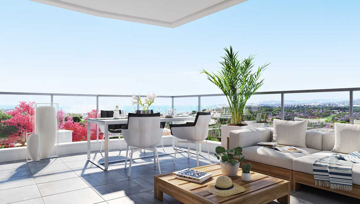 Appartementen Lagunas de Mijas vanaf 253.000,-- Huis kopen Spanje (3)