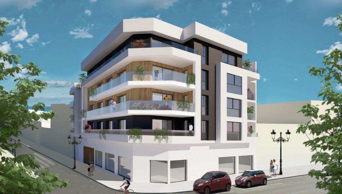 Luxe appartementen in centrum Guardamar del Segura (1)
