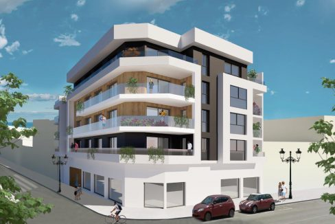 Luxe appartementen in centrum Guardamar del Segura (1)