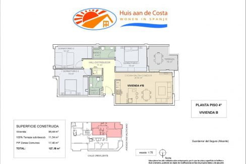 Luxe appartementen in centrum Guardamar del Segura (7)