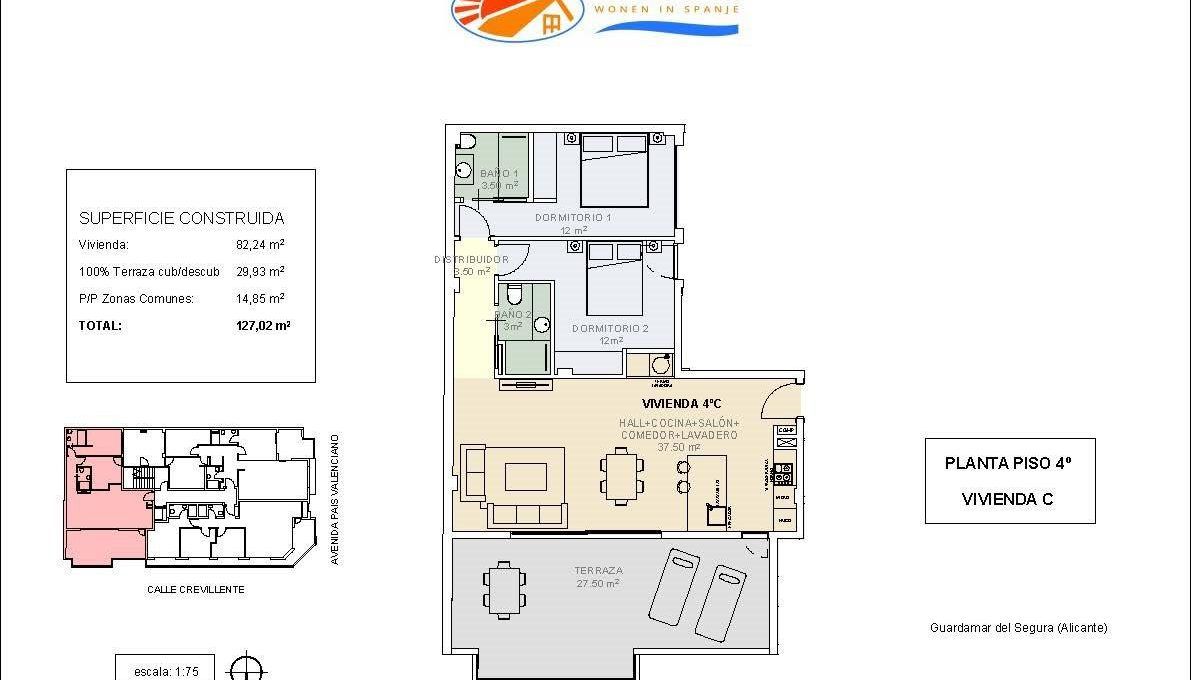 Luxe appartementen in centrum Guardamar del Segura (8)