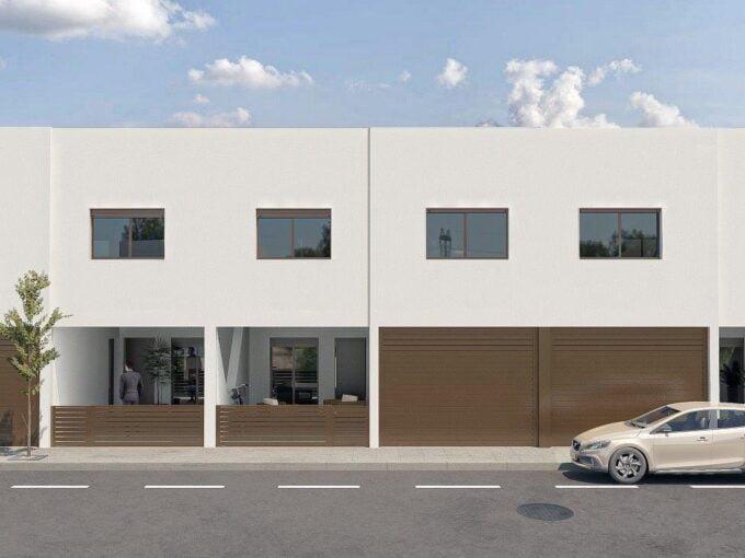 Begane grond appartement met 2 terrassen en garage - Huis aan de Costa
