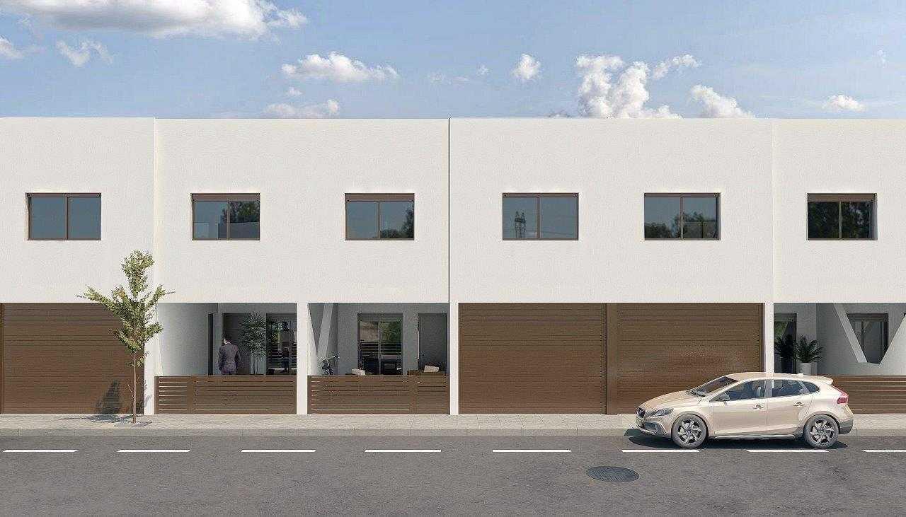 Begane grond appartement met 2 terrassen en garage