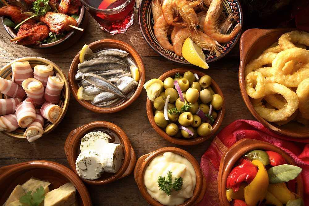 Spaanse gastronomie - Huis aan de Costa
