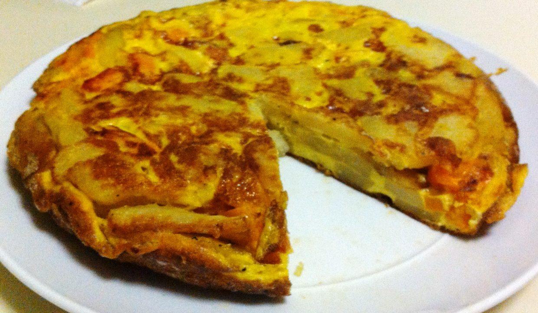 Authentiek tortilla recept - Huis aan de Costa