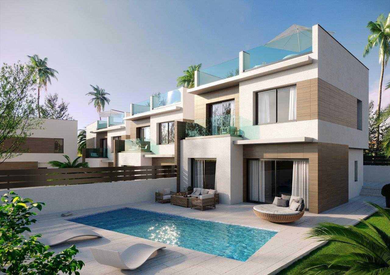 Prachtige design villa in Benijofar  Costa Blanca