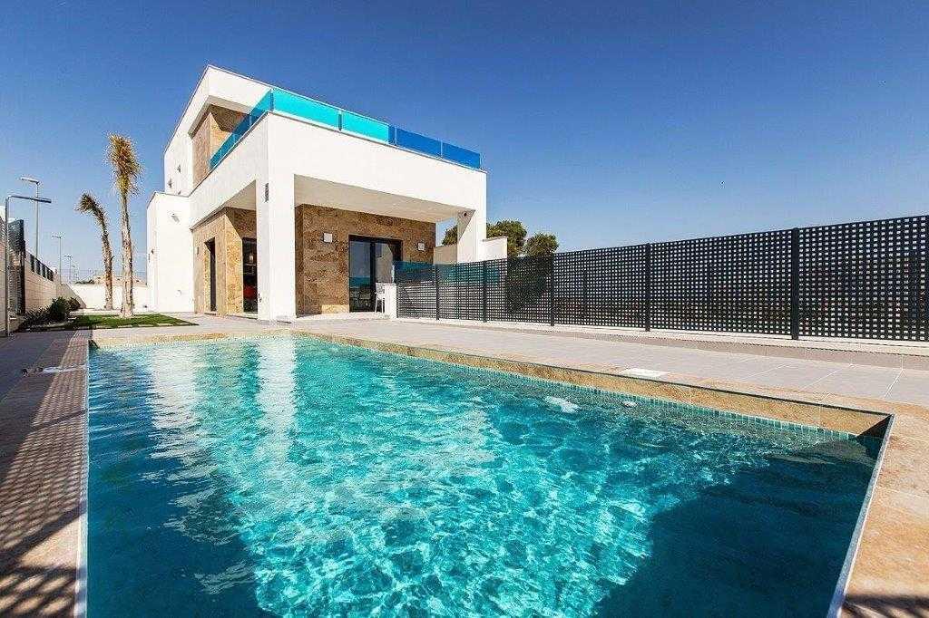 Ruime luxe villa met privé zwembad – Bigastro – Costa Blanca