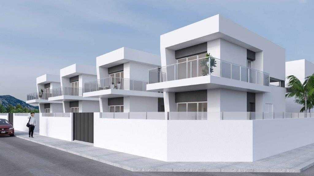 Geschakelde villa's vanaf € 234.000,–