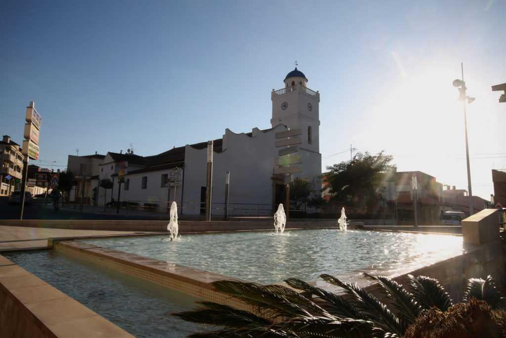 Benijofar - Costa Blanca - Huis aan de Costa