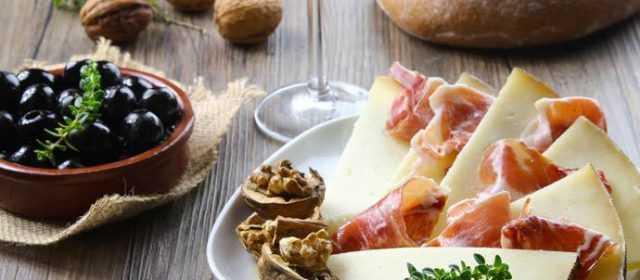 Het Spaanse eten - Huis kopen Spanje