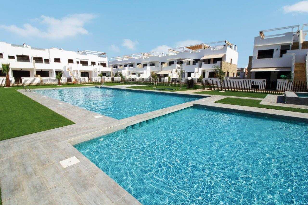 Zeer complete appartementen op 400 meter van het strand.