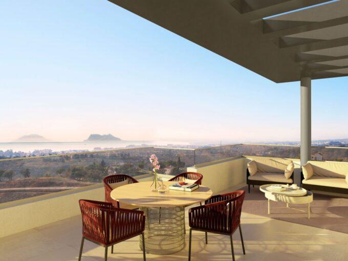 Luxe nieuwbouwproject in de baai van Estepona - Huis aan de Costa