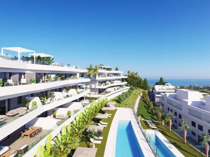 Luxe appartementen Estepona - Huis aan de Costa