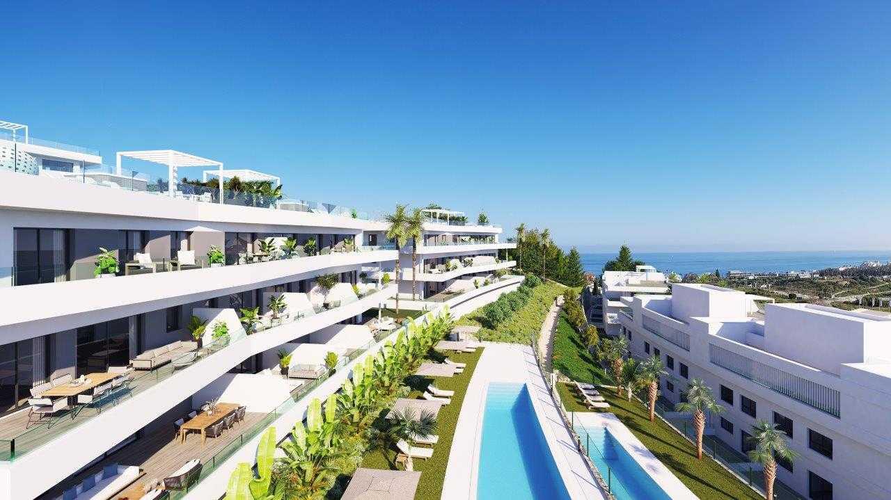 Luxe appartementen Estepona