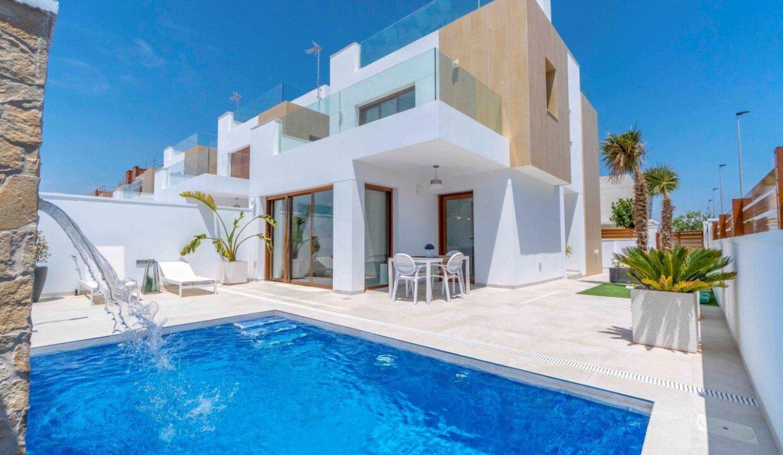 Vrijstaande villa's met zeezicht (1)