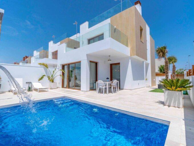 Vrijstaande villa's met zeezicht - Huis aan de Costa