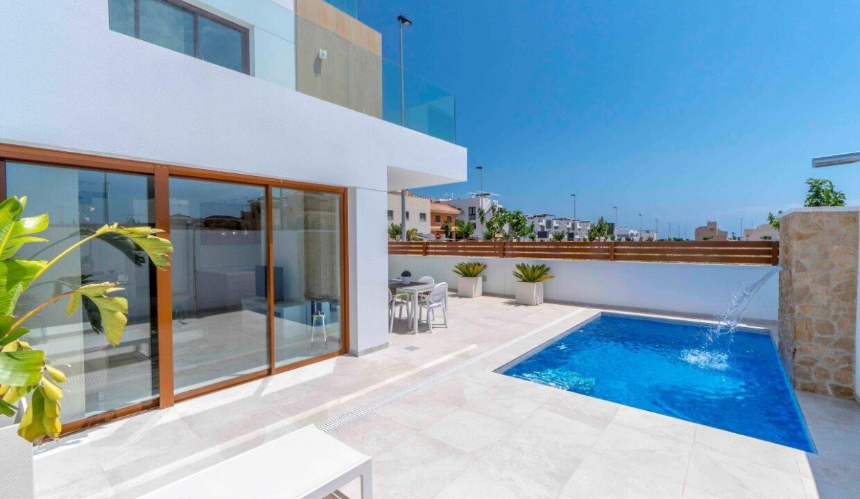 Vrijstaande villa's met zeezicht (3)