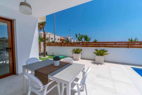 Vrijstaande villa's met zeezicht (5)