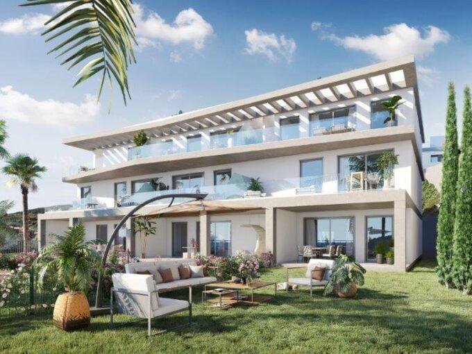 Appartementen op 700 meter van het Estepona strand - Huis aan de Costa