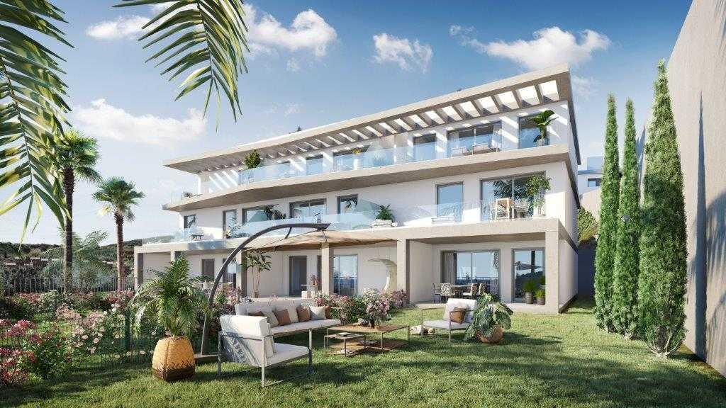 Appartementen op 700 meter van het Estepona strand