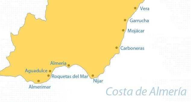 Huis kopen Costa Almeria - Huis aan de Costa