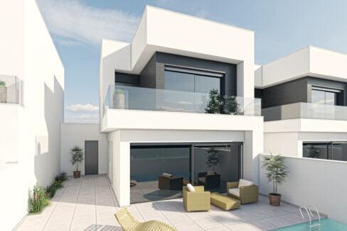 Optimaal ingedeelde villa's - Huis aan de Costa