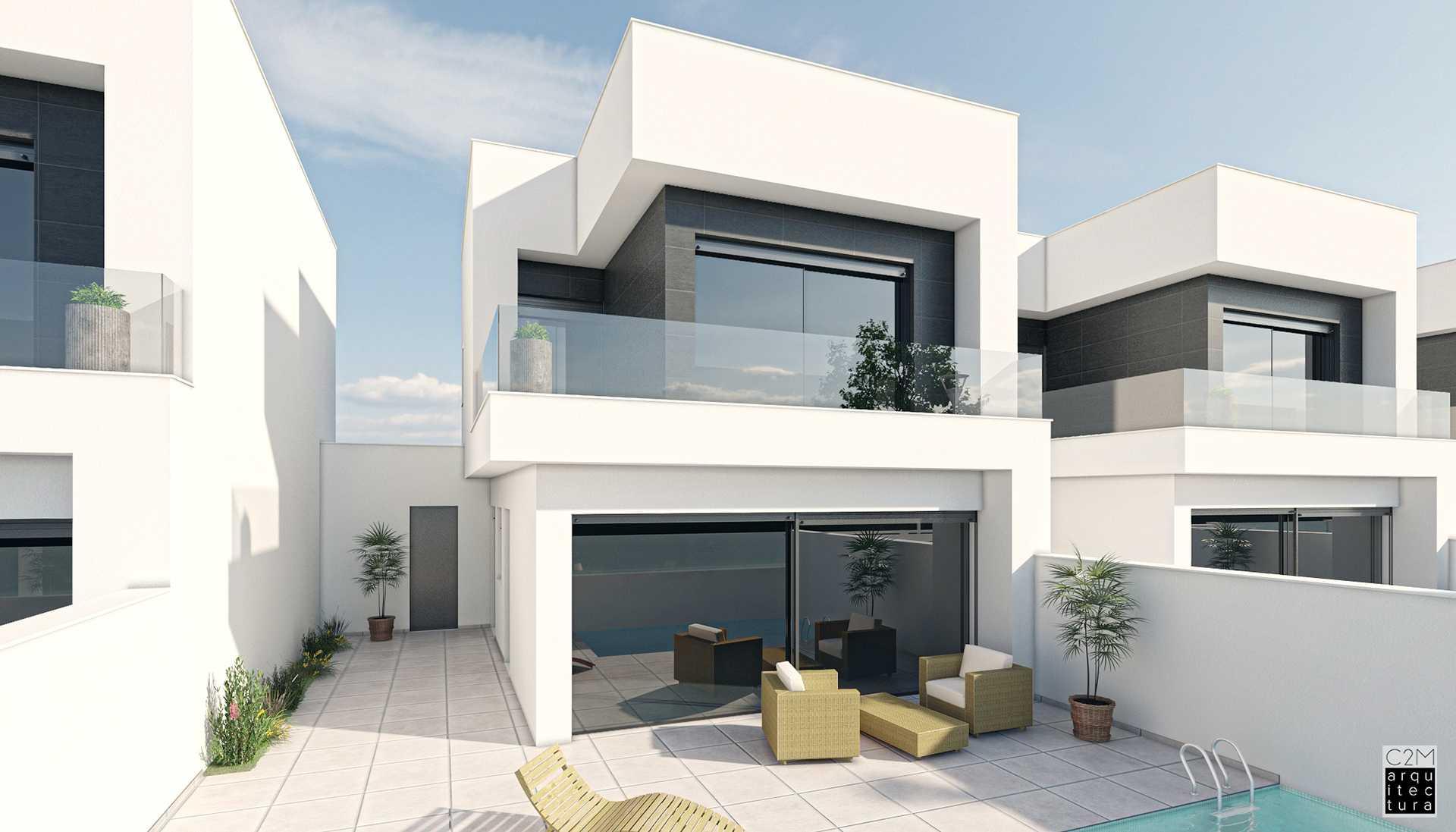 Optimaal ingedeelde villa's