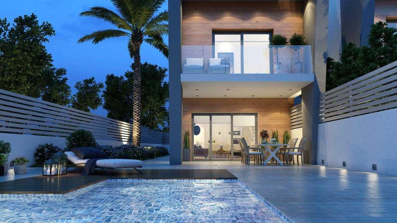 Luxe design villa's in Benijofar