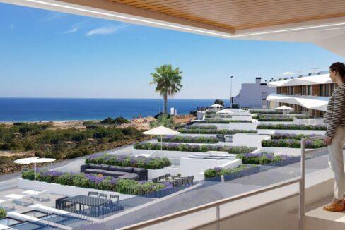 Luxe appartementen met zeezicht - Huis aan de Costa