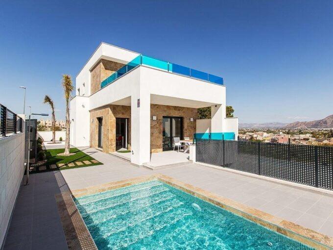 Mooie vrijstaande villa's in Benijofar - Huis aan de Costa