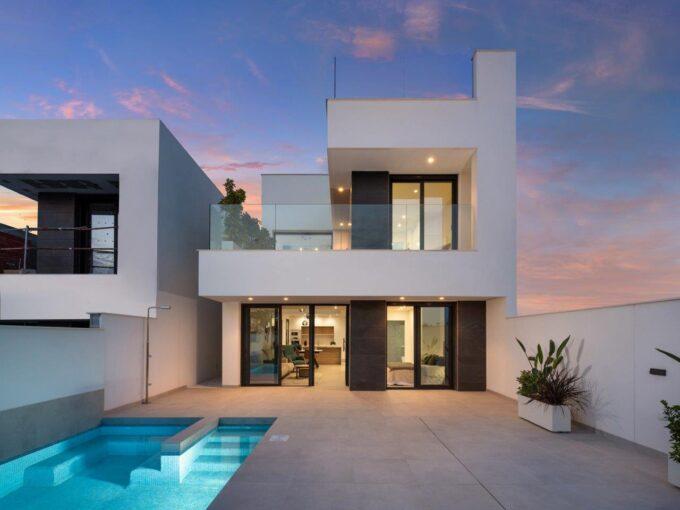 Prachtige villa's met privé zwembad - Huis aan de Costa
