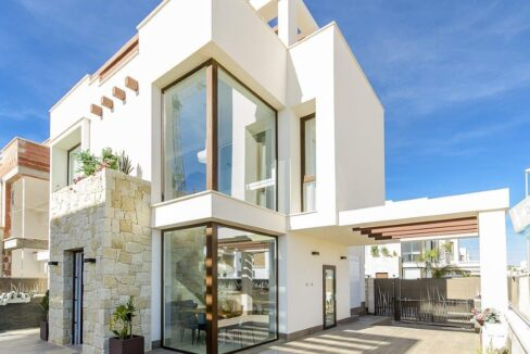 Mediterrane design villa's in Ciudad Quesada - Huis aan de Costa