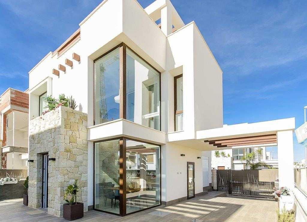 Mediterrane design villa's in Ciudad Quesada