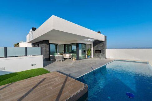 Nieuwbouw Design Villa's in Rojales - Huis aan de Costa