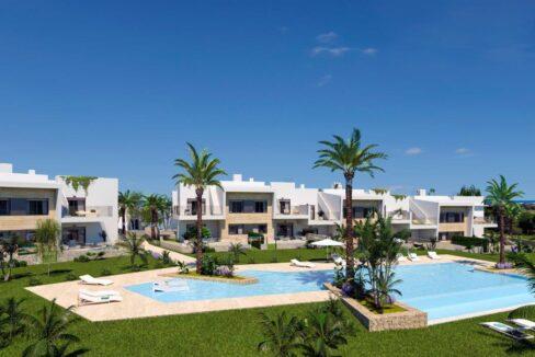 Appartementen aan de golfbaan - Huis aan de Costa