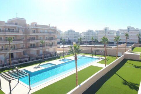 Ruime appartementen 3 slaapkamers Villamartin - Huis aan de Costa