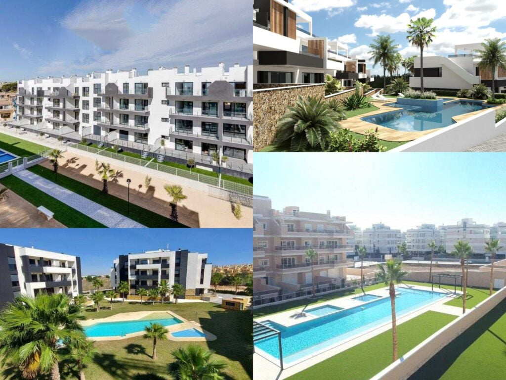 collage - Huis kopen Spanje