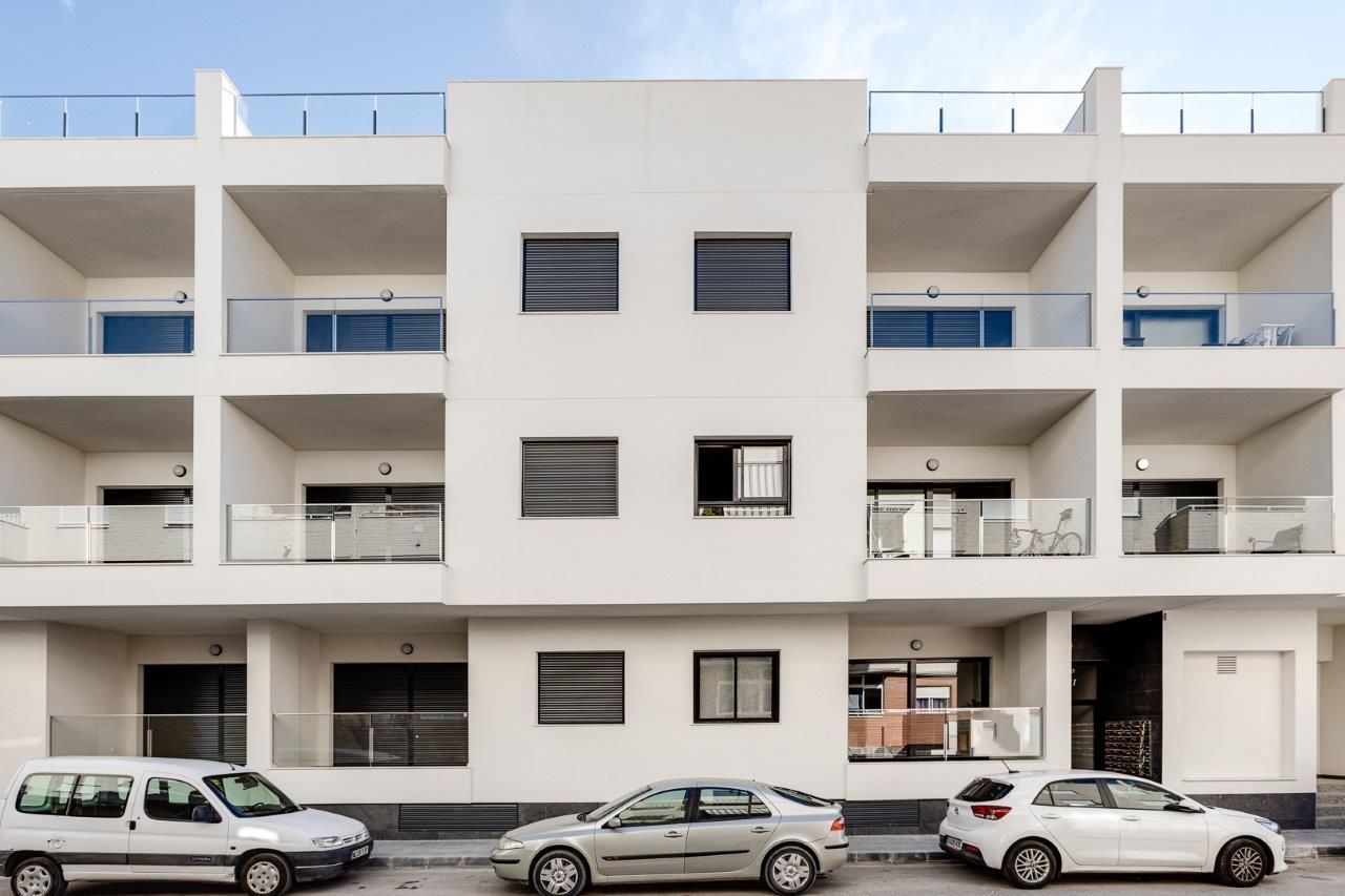 Appartementen met 3 slaapkamers in Bigastro