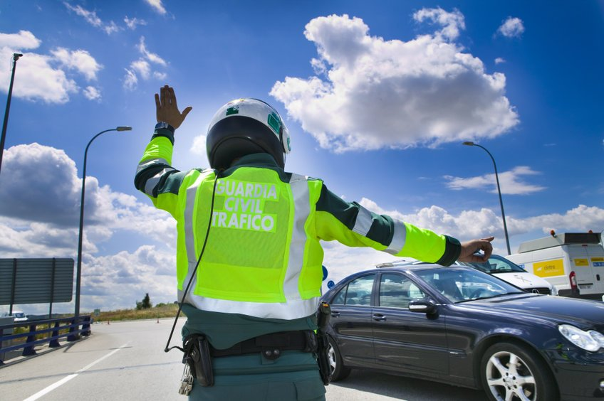 Spaanse verkeersregels